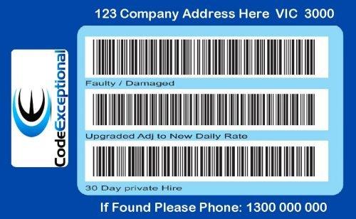 Non-Photo ID Cards, Non-Photo ID Cards