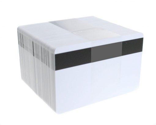 PVC Blank White Cards