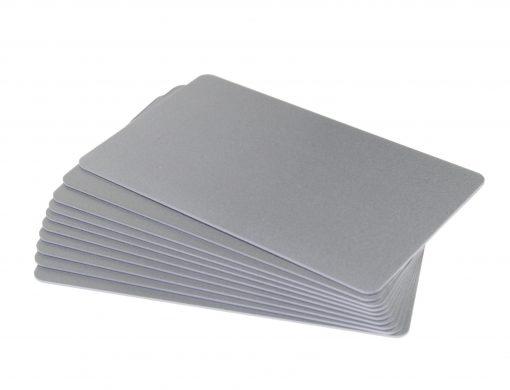 PVC Metallic Cards